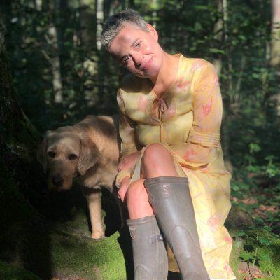 Nicole Traeger - Zertifizierte Kräuterpädagogin